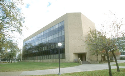 photo of the Graduate College of Social Work