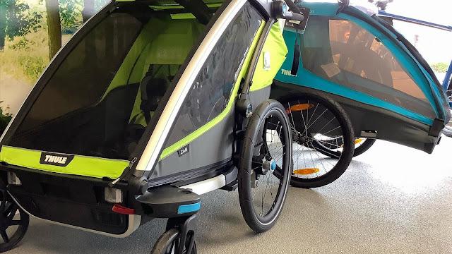 Hebbeding: de multisportieve fietskar van Thule
