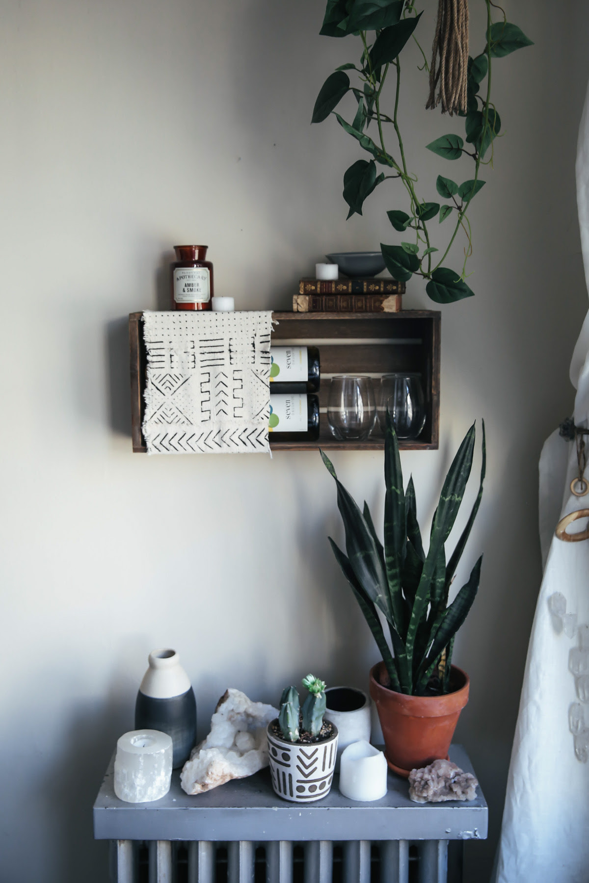 Diy Wine Rack For Small Spaces Advice From A Twenty Something