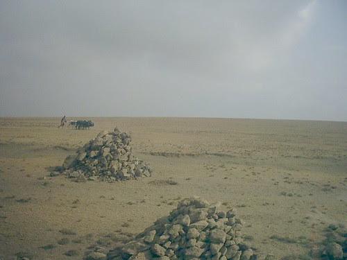 Tanzania 05 Piles of Stone