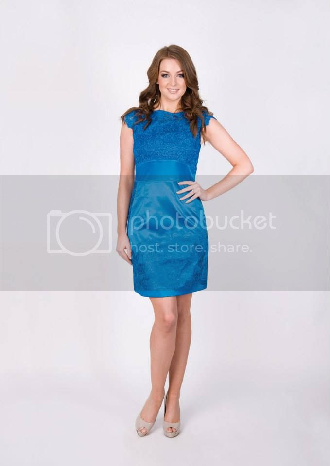 Lila Calypso dress Aqua satin and lace photo LilacalypsodressLC035.jpg