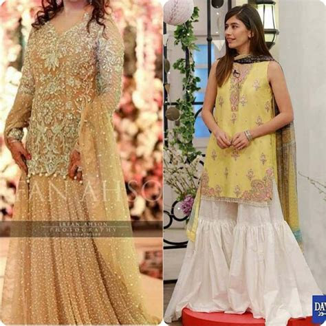 Latest Bridal Mehndi Dresses Collection 2017   Stylo Planet