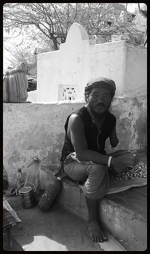 The Beggars Of Taragadh...Adhi Rooh Adha Dhadh by firoze shakir photographerno1