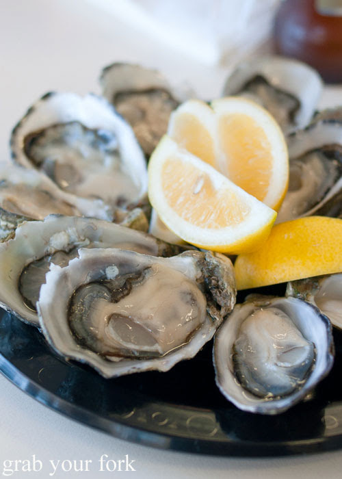 Coffin Bay Oysters at Kangaroo Island Fresh Seafoods and Takeaway