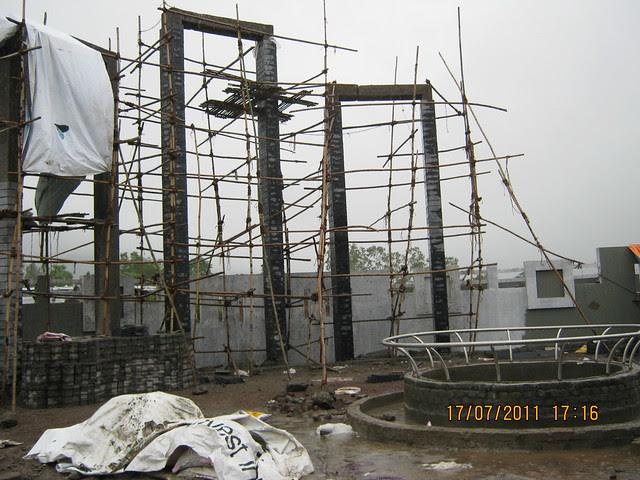 Main Entrance Gate of Mont Vert Vesta Urawade Pirangut Pune 412 108