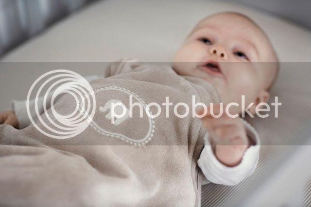 ÄLSKAD Babybett-Set + CHARMTROLL Schlafsack