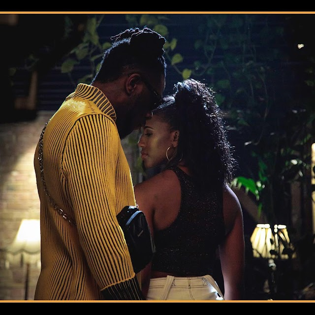 """""""I found the one """" burna boy reveals who he is inlove with (see photos)"""