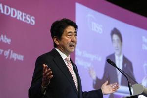 Japanese Prime Minister offers support to Southeast Asia on sea disputes