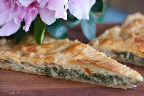 Ground-elder pie / Naadipirukas