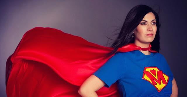 11 kuasa superhero yang ada pada seorang isteri yang hebat