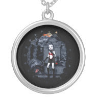 Little Vamp Necklace necklace