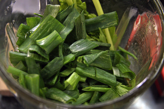 Sopa de Puerros y Verdeo 075