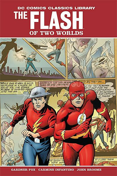 cover by Carmine Infantino?