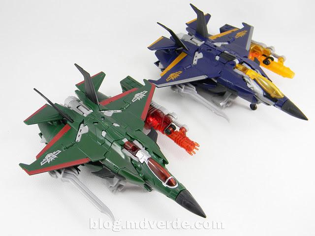 Transformers Skyquake Voyager - Prime RID - modo robot