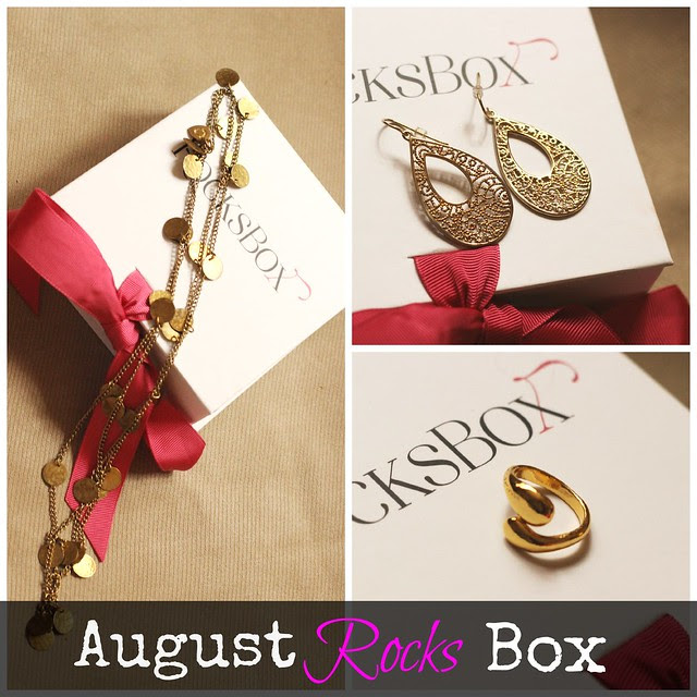 August 13 Rocks Box Collage