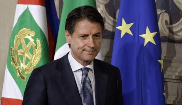 Ιταλία: Επιτεύχθηκε συμφωνία για σχηματισμό κυβέρνησης- Πρωθυπουργός ο Τζουζέπε Κόντε