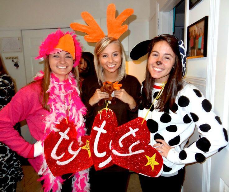 DIY Beanie Babies Halloween Costumes