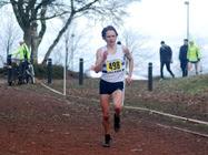 Freya Murray in the finishing straight