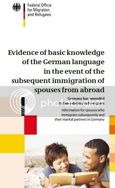 Pinoy IN Germany: Basic German Language Visa Requirement