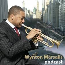 Wynton Marsalis podcast image
