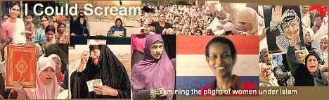 I Could Scream: Examining the plight of women under Islam