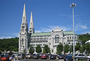 Sainte-Anne-de-Beaupré (province of Quebec), S...
