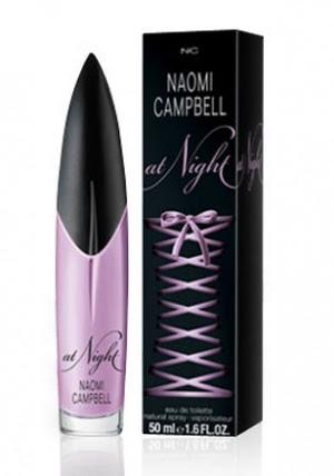 Naomi Campbell At Night Edp 50ml Online Parfimerija