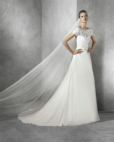Pronovias Wedding Dresses   Style Tanay [Tanay]   $1,650