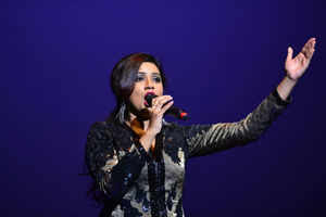 Shreya Ghoshal started learning music at a tender age of four
