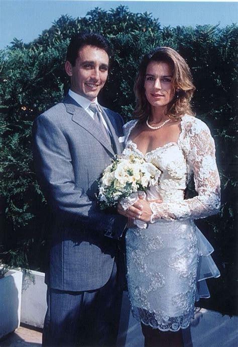 Princess Stephanie of Monaco wedding   Weddings   Princess