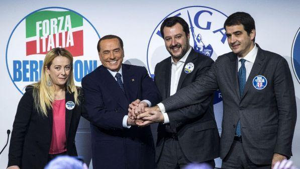 Berlusconi:voti della Lega a Bernini rompono coalizione centrodestra