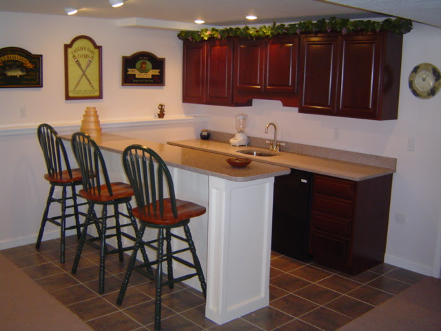 Basement Remodeling Ideas | Finished Basement