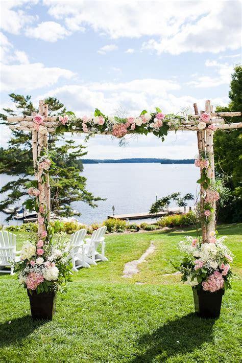 25  best ideas about Wedding arbors on Pinterest   Outdoor