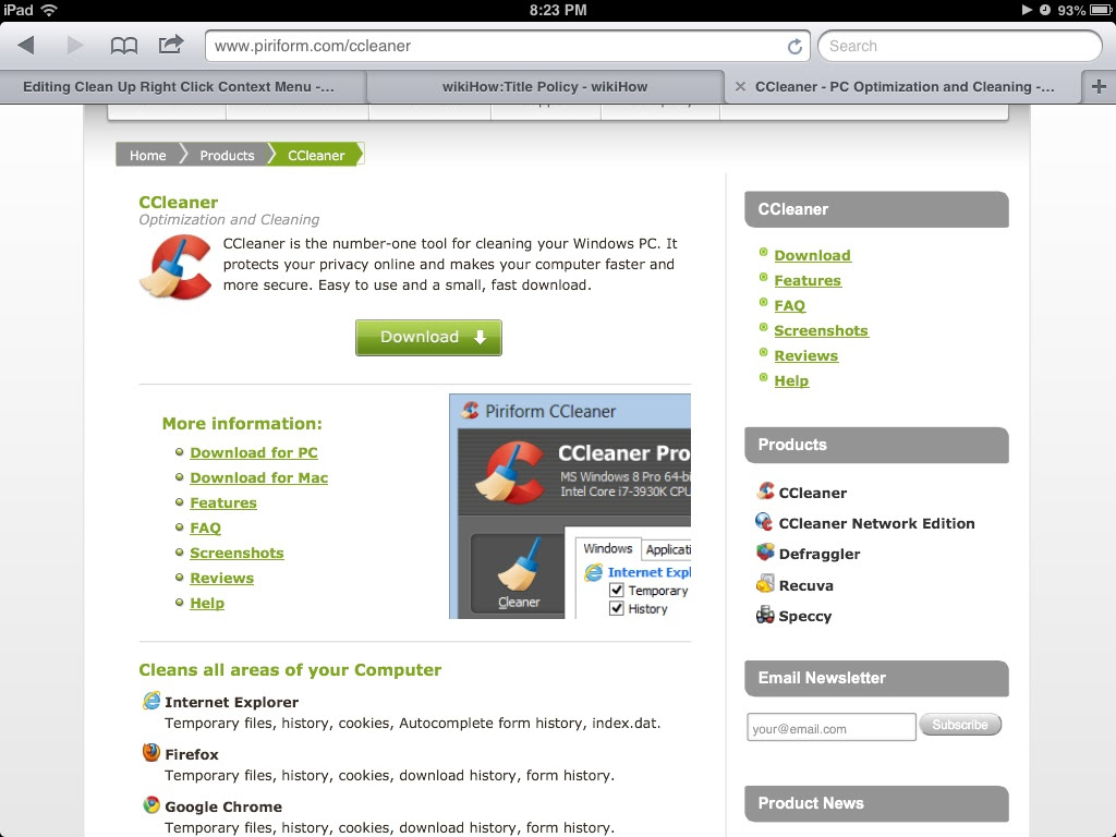 free download ccleaner professional plus for windows 10
