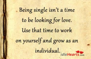 Being Single Is My Attitude Quotes For Girls
