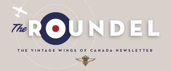 Roundel Vintage Wings of Canada