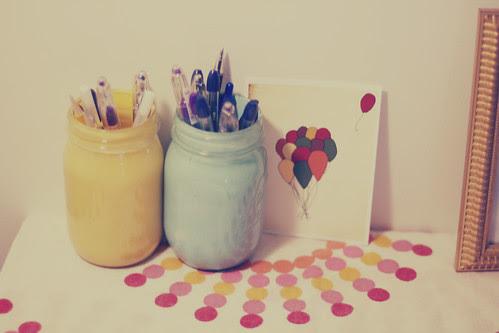 paint jars 5
