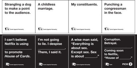 Cards Against Humanity Uk Edition First Expansion Pack The