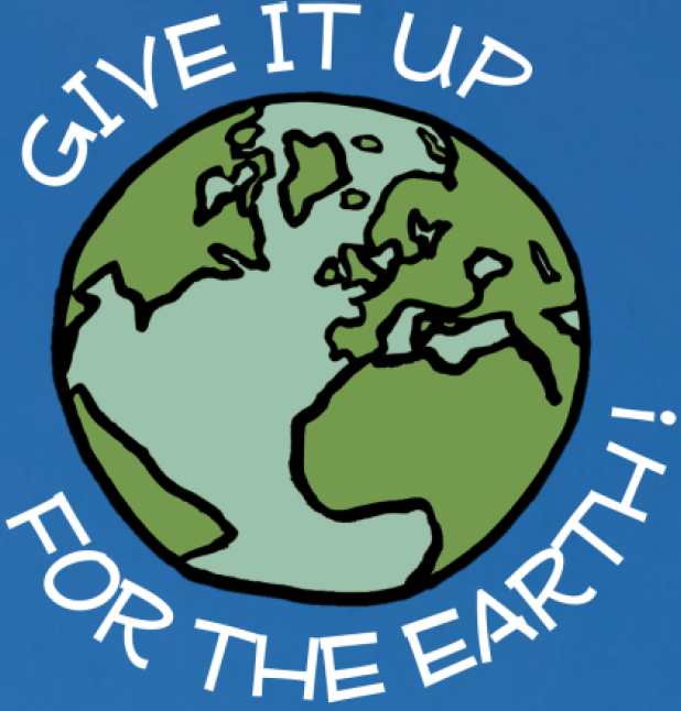Image result for cpj lent give it up for the earth
