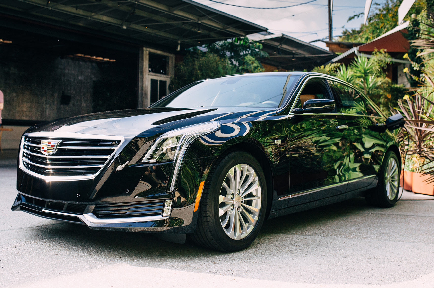 2017 Cadillac CT6 Reviews and Rating | Motor Trend