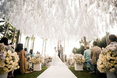 Celebrity Approved Wedding Venues Around the Philippines