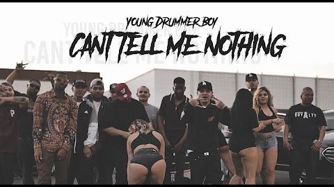 Can T Tell Me Nothing Drummer Boy Lyrics