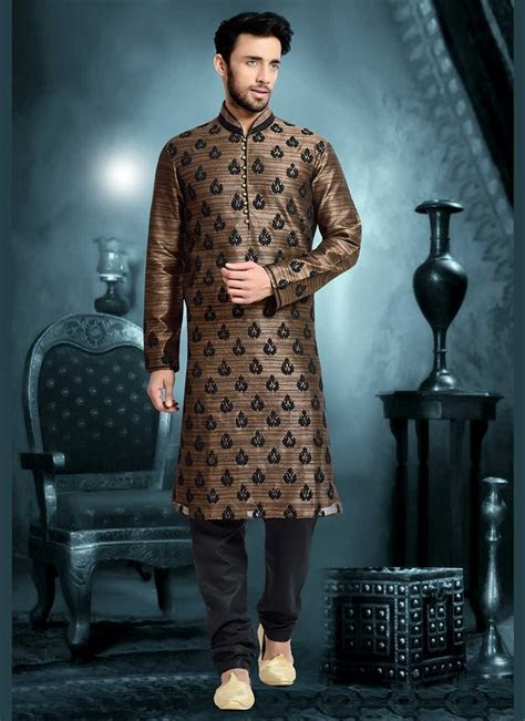 25 Cool Men Kurta Designs for Wedding   Dresses   Crayon