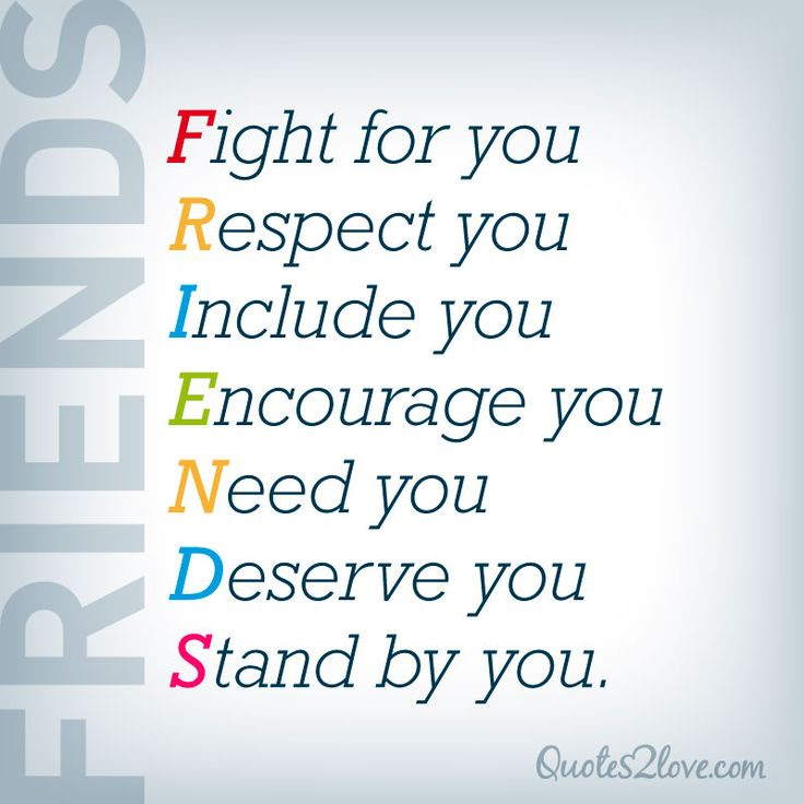 Quotes About Respect And Friendship 54 Quotes