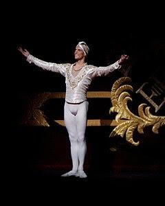 Roberto Bolle La Bayadere Royal Ballet