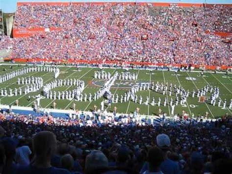 Florida Gators Marching Band   2012   YouTube