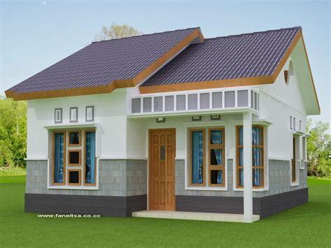 desain  gambar rumah sederhana