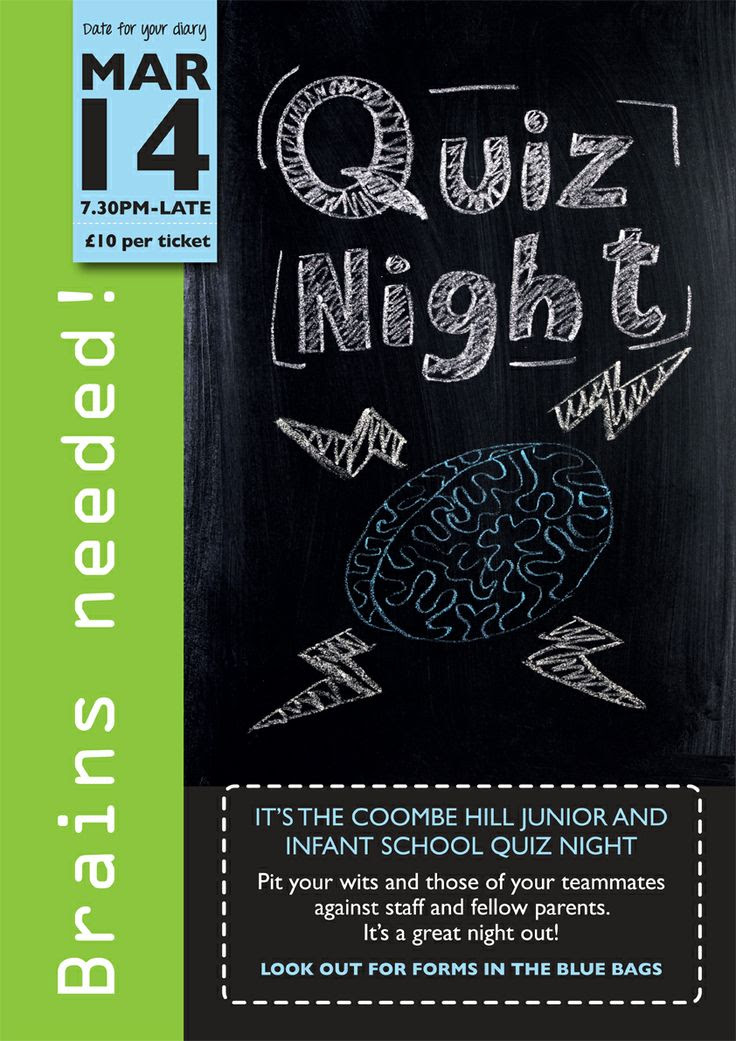 1000+ images about Quiz poster ideas on Pinterest | Studios, Jazz ...