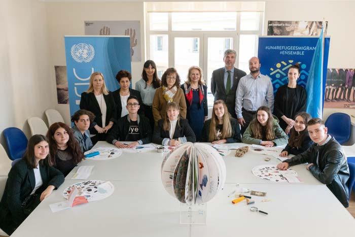 Άρτα: Μαθητές από την Άρτα χτίζουν Γέφυρες με την Ευρώπη