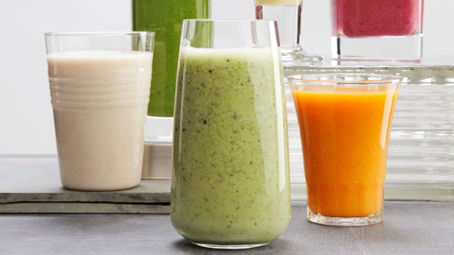 Healthy Almond Milk Smoothie Recipes Eatingwell